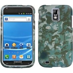INSTEN Digital Camo Phone Case Cover for Samsung Galaxy S II/ S2 T989 Hercules