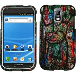 INSTEN Earth Art Hard Plastic Phone Case Cover for Samsung Galaxy S II/ S2 T989 Hercules
