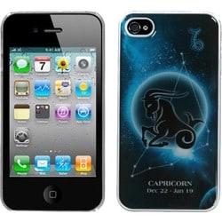 INSTEN Capricorn/ Horoscope Dream Phone Case Cover for Apple iPhone 4S/ 4
