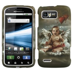 INSTEN Lizzo/ Cupid Phone Case Cover for Motorola MB865 Atrix 2