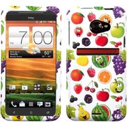 INSTEN Fruit Paradise Phone Case Cover for HTC EVO 4G LTE