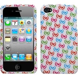 INSTEN Broken Hearts Phone Case Cover for Apple iPhone 4S/ 4