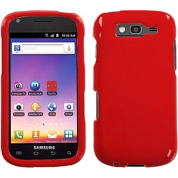 INSTEN Flaming Red Hard Plastic Phone Case Cover for Samsung T769 Galaxy S Blaze 4G