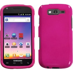 INSTEN Hot Pink Hard Plastic Phone Case Cover for Samsung T769 Galaxy S Blaze 4G