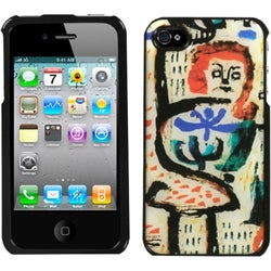 INSTEN Oriental Art Dream Phone Case Cover for Apple iPhone 4S/ 4