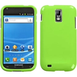 INSTEN Green Phone Case Cover for Samsung Galaxy S II T989 Hercules