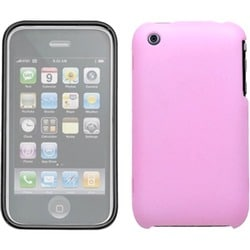 INSTEN Pink Phone Case Cover for Apple iPhone 3GS/ 3G