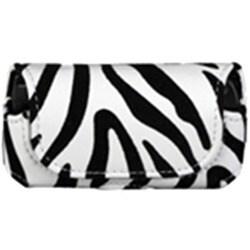 INSTEN Zebra Skin Horizontal Pouch for Sanyo 8500