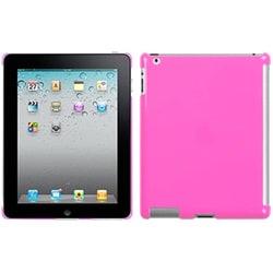 INSTEN Blush SmartSlim Back Tablet Case Cover for Apple iPad 1/ 2/ 4