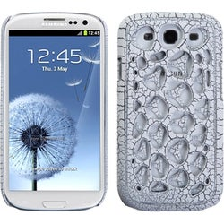 INSTEN Net Snap-on Phone Case Cover for Samsung Galaxy S 3/ III i9300