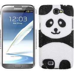 INSTEN Diamond Back Phone Case Cover for Samsung Galaxy Note II T889/ I605