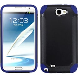 INSTEN Fusion Phone Case Cover for Samsung Galaxy Note II T889/ I605