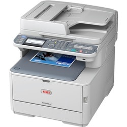 Oki MC562W LED Multifunction Printer - Color - Plain Paper Print - De