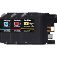 Brother Innobella LC1013PKS Ink Cartridge - Cyan, Magenta, Yellow