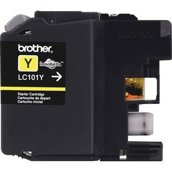 Brother Innobella LC101Y Ink Cartridge - Yellow