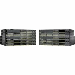 Cisco Catalyst 2960X-24TS-L 24 Ports Yes Ethernet Switch - Redundant