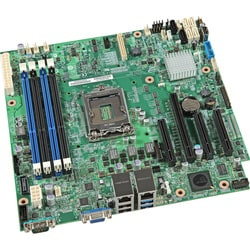 Intel S1200V3RPL Server Motherboard - Intel C224 Chipset - Socket H3
