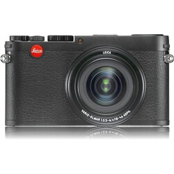 Leica X Vario 16.2 Megapixel Compact Camera - Black