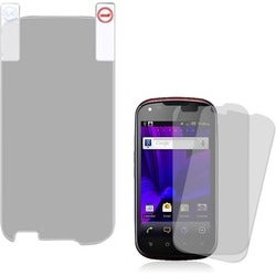 INSTEN Clear Screen Protector for Pantech P9070 Burst (Pack of 2)