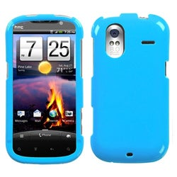 INSTEN Natural Turquoise Phone Protector Phone Case Cover for HTC Amaze 4G