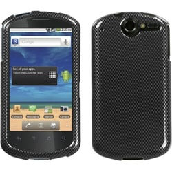 INSTEN Carbon Fiber Phone Protector Phone Case Cover for Huawei U8800 Impulse 4G