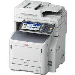 Oki MB770 LED Multifunction Printer - Monochrome - Plain Paper Print