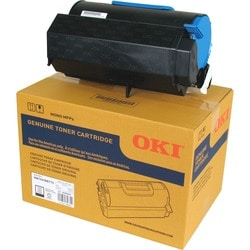 Oki Toner Cartridge - Black (1)
