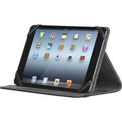 "Targus Kickstand THZ212US Carrying Case (Folio) for 7"" iPad mini - Bl"