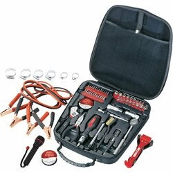 Apollo 64 Piece Travel & Automotive Tool Kit