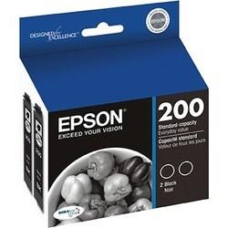 Epson DURABrite Ultra Ink 200 Ink Cartridge - Black