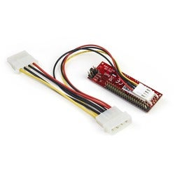 StarTech.com 40-Pin IDE PATA to SATA Adapter Converter for HDD/SSD/OD
