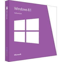 Microsoft Windows 8.1 64-bit - License and Media - OEM