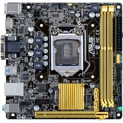 Asus H81I-PLUS Desktop Motherboard - Intel H81 Chipset - Socket H3 LG