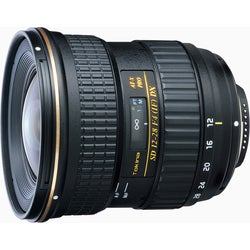 Tokina 12 mm - 28 mm f/4 Wide Angle Zoom Lens for Nikon APS-C