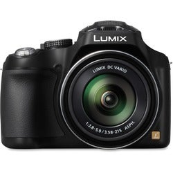 Panasonic Lumix DMC-FZ70K 16.1MP Black Digital Camera