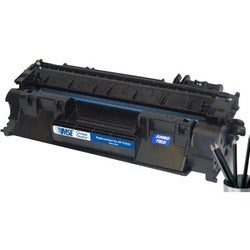 MSE Remanufactured Toner Cartridge - Alternative for HP (CE505A) - Bl