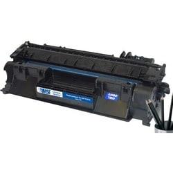 MSE Remanufactured Toner Cartridge - Alternative for HP (CE505A) - Bl