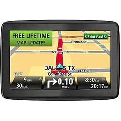 Tomtom VIA 1500M Automobile Portable GPS Navigator - Refurbished