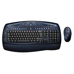 Logitech Cordless Desktop LX 500
