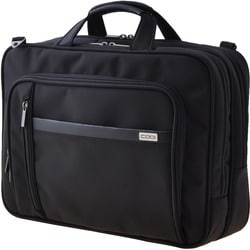"""Codi Engineer X2 Carrying Case for 17.3"""" Notebook - Black"""