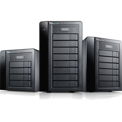 Promise Pegasus2 R6 DAS Array - 6 x HDD Supported - 6 x HDD Installed