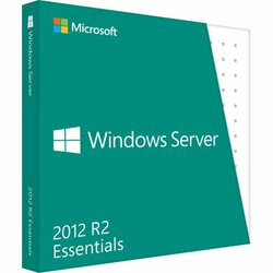 Microsoft Windows Server 2012 R.2.0 Essentials 64-bit - Complete Prod