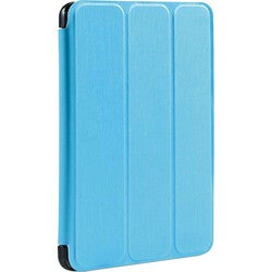 Verbatim Folio Flex Case for iPad mini (1,2,3) - Aqua Blue