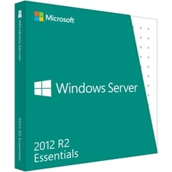 HP Microsoft Windows Server 2012 R.2 Essentials 64-bit - License - 2