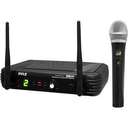 PylePro Professional Premier Series PDWM1902 Wireless Microphone Syst