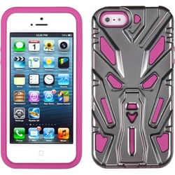 INSTEN Hybrid Zenobots Phone Case Cover for Apple iPhone 5S/ 5