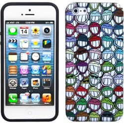 INSTEN All Smiles Candy Skin Phone Case for Apple iPhone 5/ 5S/ SE