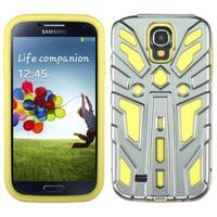 INSTEN Hybrid Zenobots Phone Case Cover for Samsung Galaxy S4