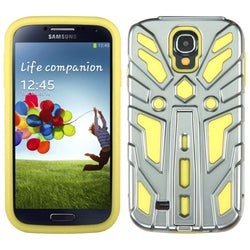INSTEN Hybrid Zenobots Phone Case Cover for Samsung Galaxy S4