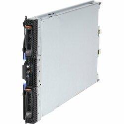 Lenovo BladeCenter HS23 7875B6U Blade Server - 1 x Intel Xeon E5-2640